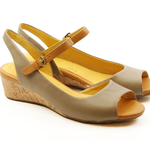 b774af6cc2 Boutique Shoes | Nib Bussola Tampere Slingback Sandal | Poshmark